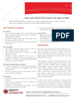 IDAUTO Case Study - Lodi