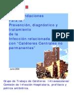 20040601_RecomendacionesCateteresCentralesNoPermanentes