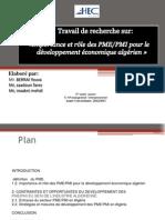 Diapo Sur Pme en Algerie (2)