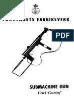 62233262 Carl Gustaf Sub Machine Gun