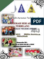 Design Buku Program Asat 2013(2)