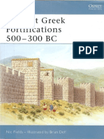 Nic Fields, Brian Delf - Ancient Greek Fortifications