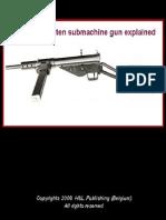 57063826 the English Sten Sub Machine Gun Explained