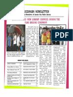 Quezonian Newsletter June 2009