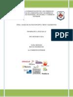 Documento Bases de Datos