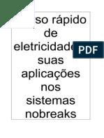 Curso de Eletricidade revisão 16-08-2004