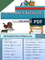 integral calculus presentation