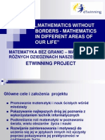 Maths Projects Jg