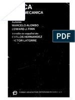 Fisica Volumen I Mecánica - Marcelo Alonso y Edward J.Finn