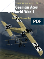 Early German Aces of Wwi