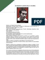 Luis Gregorio Ramirez Maestre El Dexter Criollo (Colombia)