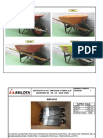 Instructivo de Empaque Azadones 2a, 2b, 2c, 222a, 222b