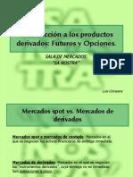 Opciones y Futuros