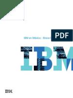 Breve Reseña de IBM en mexico