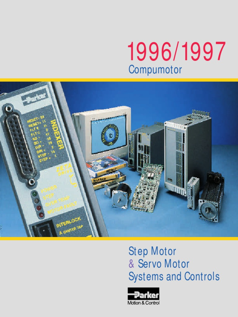 19604063 Step Servo Motors Parker Servomechanism Electric Motor Automations Gt Control Circuits Pwm Speed