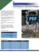 CNC Package Datasheet 1