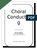 47497549 Choral Conducting