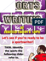 Sports Writing.pptx