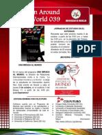 Boletín Around The World N° 039