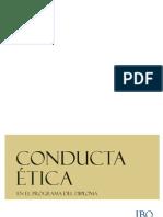 Probidad academica