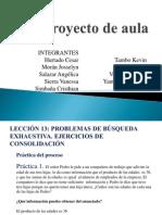SOLUCION DE PROBLEMAS PROYECTO DE AULA.pptx
