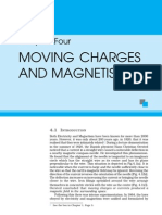 Chapter 4-Moving Chrges & Magnetism