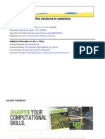 Wigner functions and Weyl transforms for pedestrians