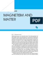 Chapter 5-Magnetism and Matter
