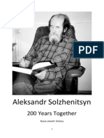 Aleksandr Solzhenitsyn-200 Years Together (almost full translation).pdf