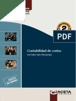 ManualOp. Contabilidad de Costos