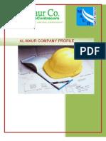 AL-Maur Company Profile