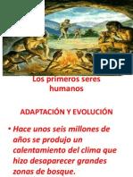 hominidos presentacion