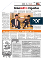 thesun 2009-08-06 page02 malaysia and brunei reaffirm cooperation