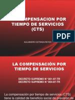 6. Compensacion Por Tiempo de Servicios