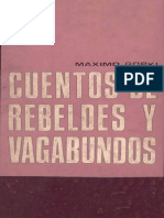 Gorki, Maximo - Cuentos de Rebeldes y Vagabundos.pdf