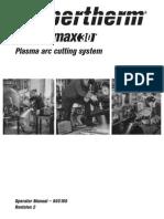 Powermax 30 Operator Manual