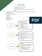 (NOTES) ADDIE & ASSURE MODEL.docx