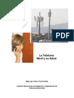 Las antenas de telefonía movil y la salud