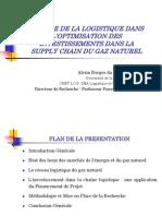 LE RÖLE DE LA LOGISTIQUE DANS L'OPTIMISATION DES.ppt
