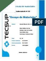 Materiales ... Informe Carito
