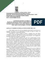 Resenha AMADO LUIZ CERVO_RELAÇÕES INTL DA AMÉRICA LATINA_Trabalho Alexsandro