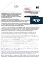 Bush Changes Continuity Plan-Gobierno en La Sombra-washingtonpost