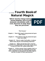 The Fourth Book of Natural Magick.doc