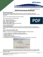 PMB 888 - Perkins EGS Download Release