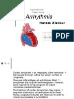 Arrhythmia -Hatem Alsrour