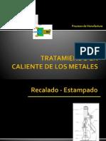Tratamiento en Caliente de Los Metales - Expo