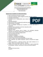 Aspectos Del Diario Del Profesor