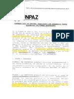 Contratos Docentes de Carrera UNPAZ