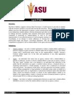 ASU Athlete Agent Policy.pdf