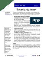 Data centre asset planning